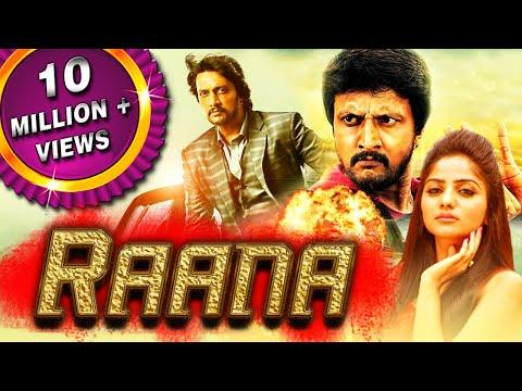 Raana Hindi Dubbed Full Movie | Sudeep, Rachita Ram, Haripriya, Madhoo, Prakash Raj