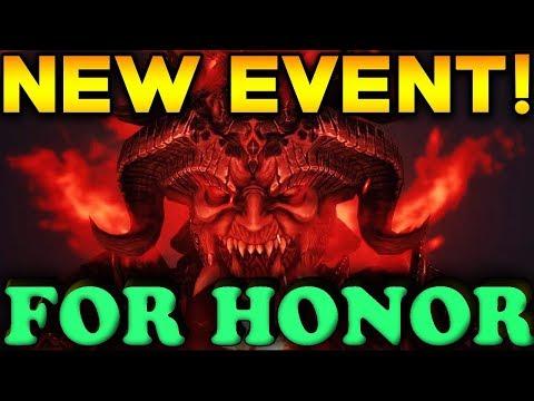 Правящий Адом - новое обновление For Honor Reigning Inferno (видео)