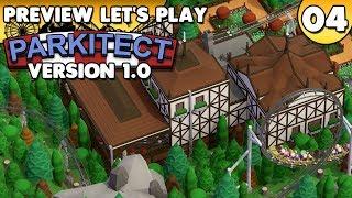 Parkitect 1.0 - Preview Let's Play • #004 [Deutsch/German][Gameplay]