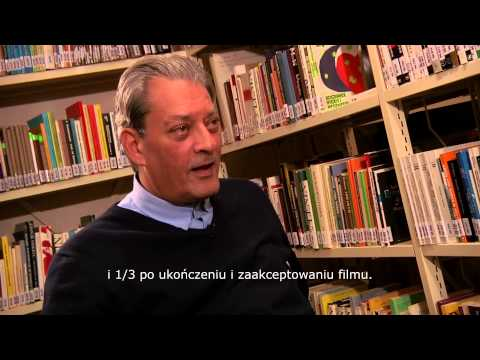 Paul Auster - Writers in Motion