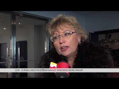 TVS: Zlínský kraj 10. 11. 2017