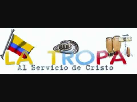 LA TROPA LANZAMIENTO DE  ALABAO Y ADORAO.wmv