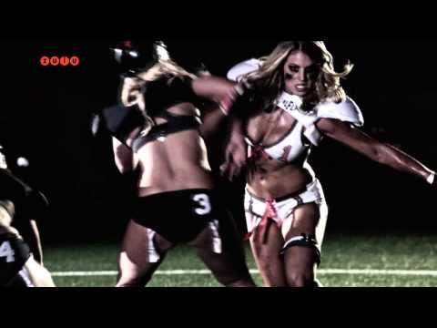 Legends Football League 2013 – Zulu trailer