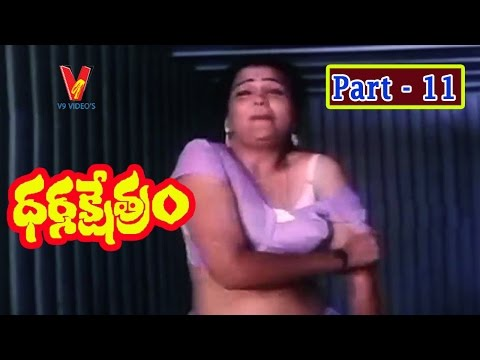 Dharmakshetram Movie|part 11/12|bala Krishna|divya Bharathi|v9 Videos