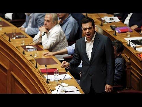 Ελλάδα: Μήνυμα στους δανειστές η ψήφιση των προαπαιτούμενων- Πολιτικές εξελίξεις μετά τις…
