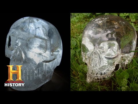 Ancient Aliens: Crystal Skulls from Outer Space (Season 6) | History