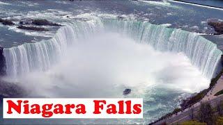 Niagara Falls - Cataratas de Niagara / USA-Canada