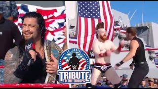 Nonton WWE Tribute To The Troops 2017 Full Match Highlights| Info WWE3 Film Subtitle Indonesia Streaming Movie Download