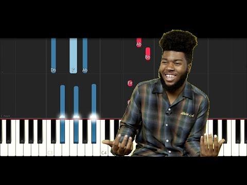 Video Khalid - Young, Dumb and Broke (Piano Tutorial) download in MP3, 3GP, MP4, WEBM, AVI, FLV January 2017