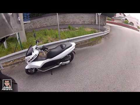 Honda PCX 2013 - Test Drive