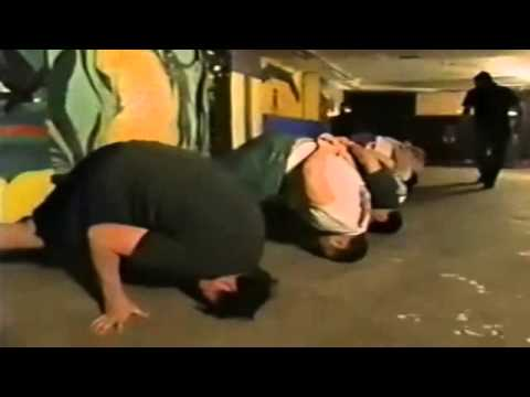 Hazing - Too much - the upper-classmen are like drill Sargents on steroids. This scene is from the full HBO special Frat House.