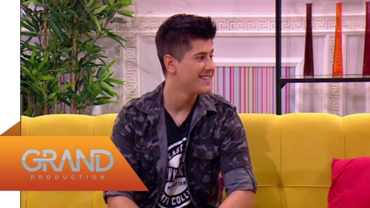 Armin Dedić, Nina Jovanović, Sandra Rešić – Grand Magazin – (TV Grand – oktobar)