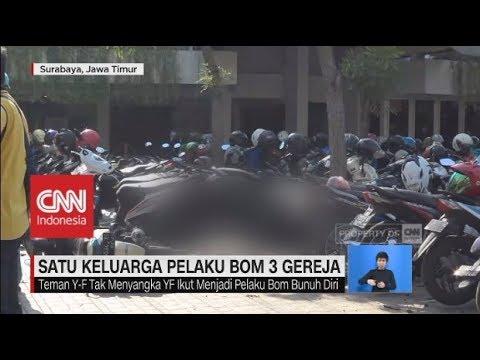 Anak Pelaku Ledakan Bunuh Diri Surabaya di Mata Sahabat
