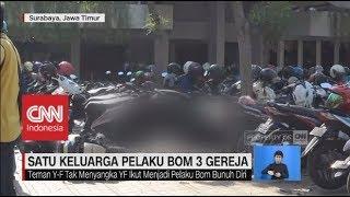 Video Anak Pelaku Ledakan Bunuh Diri Surabaya di Mata Sahabat MP3, 3GP, MP4, WEBM, AVI, FLV Desember 2018