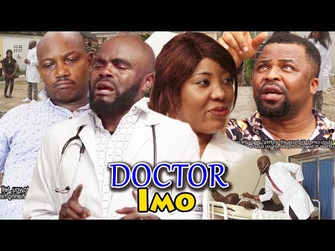 DOCTOR IMO Season 3&4 - Chief Imo 2019 Latest Nigerian Nollywood Comedy Movie Full HD