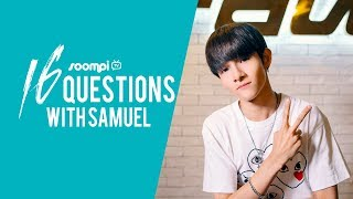 Video INTERVIEW | Samuel Answers Fans' Questions And Makes Your Heart Flutter MP3, 3GP, MP4, WEBM, AVI, FLV Agustus 2018