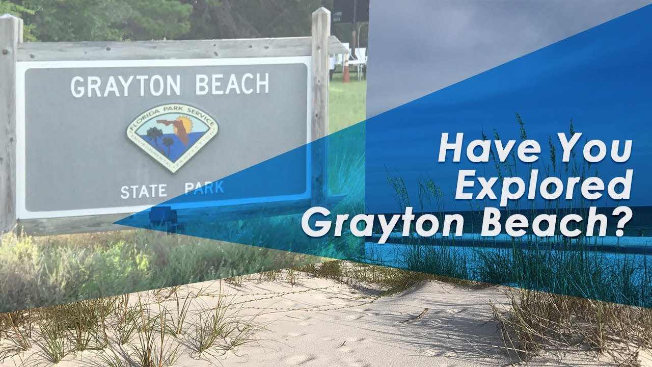 Explore Grayton Beach State Park for Free Before Labor Day
