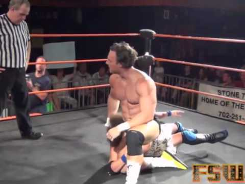 NEW/FSW Wrestling: Tag Team Match: V.I.P & Remy Marcel vs Disco Inferno & Shaun Ricker - USA 2012!