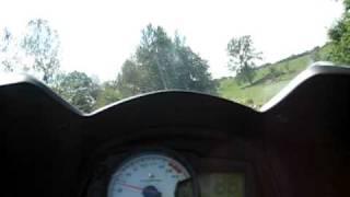 5. 2008 suzuki GSX650F 0-100 kmph test