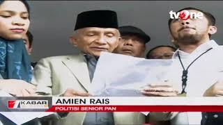Video Amien Rais Datang Bersama Tim Pengacara ke  Polda Metro Jaya MP3, 3GP, MP4, WEBM, AVI, FLV Oktober 2018