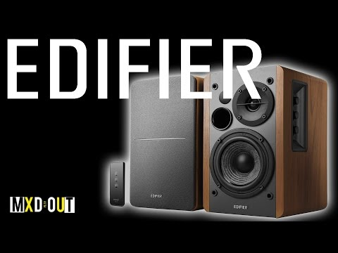 Edifier R1280T Speaker Review and sound test