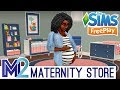 foto Sims FreePlay - Maternity Store Items (Early Access)