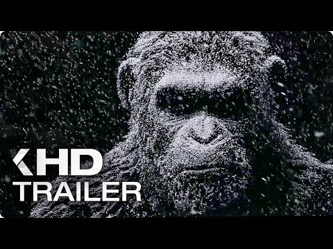 WAR FOR THE PLANET OF THE APES Trailer Teaser (2017)