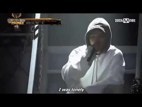 [ENG SUB] SMTM4 Mino ft.Taeyang - Fear 겁  Full Performance