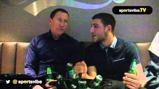 Ray Parlour Talks Arsenal Over A Beer With Sportsvibe