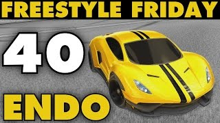 Rocket League  Freestyle Friday 40 with the Endo car from the new Turbo crate (Dropshot update), enjoy these best goals & funny moments! ▻ Subscribe for ...