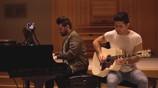 Dan + Shay - Body Like a Back Road (Sam Hunt Cover)