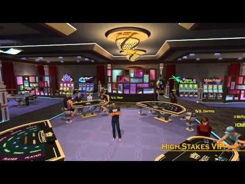 The Four Kings Casino and Slots – Early Access Trailer