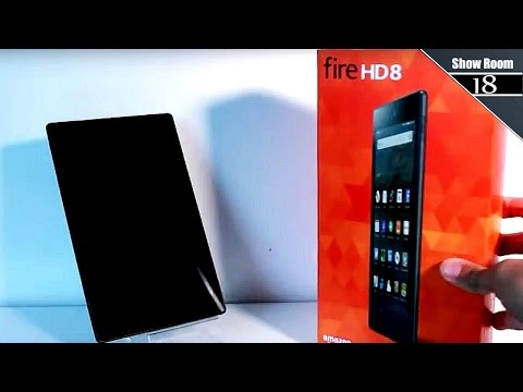 Fire HD 8 Review