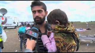 پناهجویان ایرانی در میان سیل مهاجران به اروپا