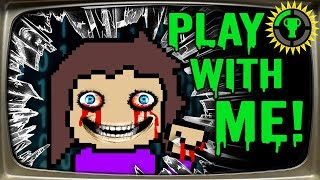 Download Youtube: Game Theory:  Petscop - The GHOST Inside a HAUNTED Game