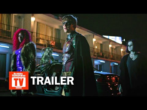 Titans Season 1 NYCC Trailer | Rotten Tomatoes TV