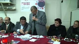 Zeytinburnu Belediye Başkanı Murat Aydın'la Akşam Çayı Gökalp Mahallesindeydi 2013