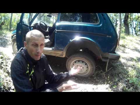 видео езда по бездорожью на рыбалку