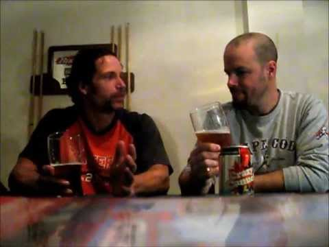 Pint's and Pals Funny Beer Review ep 3 Crazy Canuck