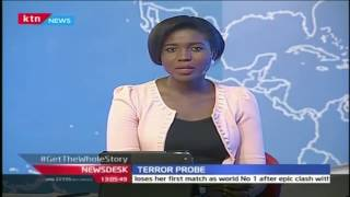 News Desk Full Bulletin With Akisa Wandera 29th September 2016