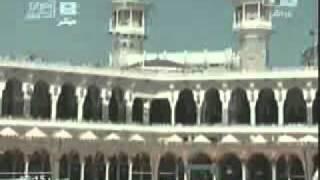 خطبتي وصلاة الجمعة من المسجد الحرام بمكة المكرمة  20   12   1431 هـ الجزء 1