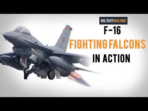 General Dynamics F-16 Fighting...