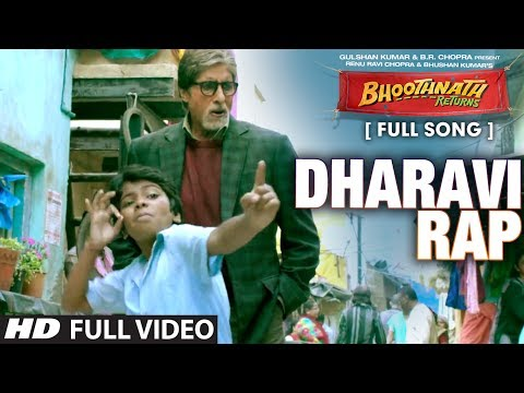 Dharavi rap -  Bhoothnath Returns (2014)