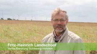 Fritz-Heinrich Landschoof, Verkaufsberater in Schleswig-Holstein, über den Unterschied vom Clearfield®-System zum konventionellen Raps.Mehr Informationen finden Sie unter http://agrar.basf.de