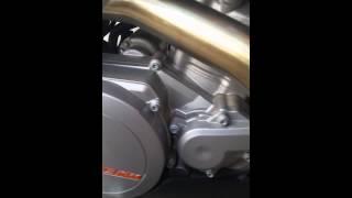 4. 2011 KTM 530 EXC