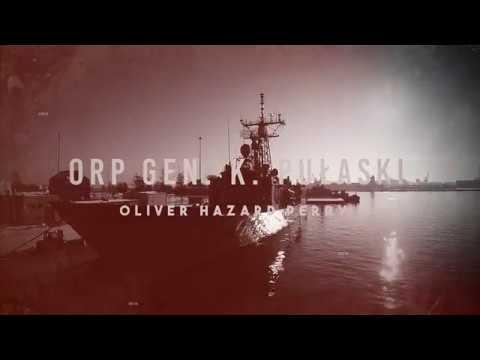 ORP Gen. K. Pułaski - 18 lat pod biało-czerwoną banderą