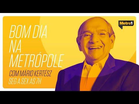 Bom Dia na Metrópole e JB no Ar com Mário Kertész - Heloísa Helena -  11/09/2020