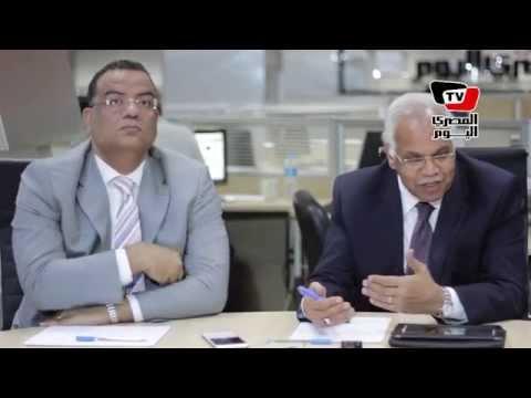 زيارة محافظ القاهرة للمصري اليوم| جلال سعيد: «الإنجازات في القاهرة لا ترضيني»