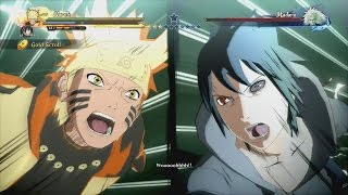Video Naruto & Sasuke vs Madara Full Boss Battle (English Dub) - Naruto Shippuden Ultimate Ninja Storm 4 MP3, 3GP, MP4, WEBM, AVI, FLV November 2017