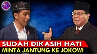 Video Oalah Prabowo... Sudah Dikasih Hati, Malah Minta Jantung ke Jokowi! MP3, 3GP, MP4, WEBM, AVI, FLV Mei 2019
